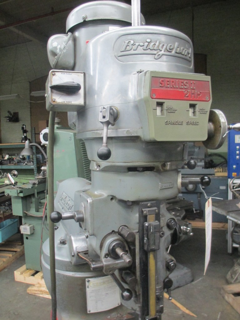 Bridgeport Series 1 Milling Machine