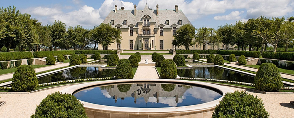 Oheka Castle  Goldman Design Group