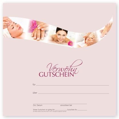 Klapp- Gutschein Beauty WAVES