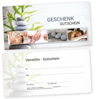 Wellness Beauty Gutscheinkarte WELLNESS & BEAUTY for MEN (Gutscheinkarte)