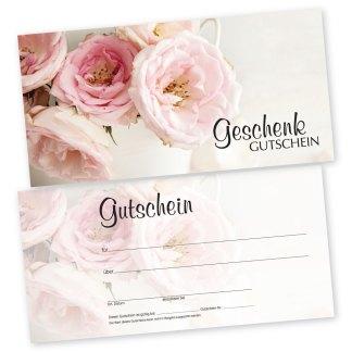 Kosmetikstudio Gutscheinkarte VINTAGE (Gutscheinkarte)