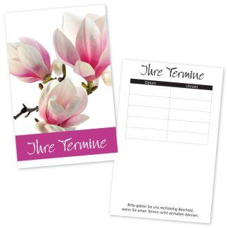 Terminkarte für Frauen RELAXING WOMEN
