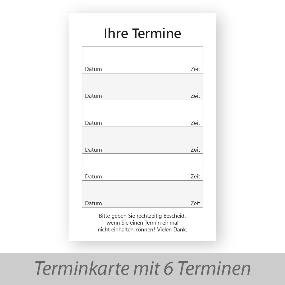 Maniküre Und Pediküre Visitenkarte Hand Fuss Hochformat
