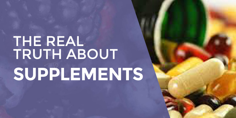 Truth About Supplements!