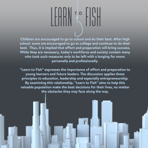 Learn To Fish - Back Cover
