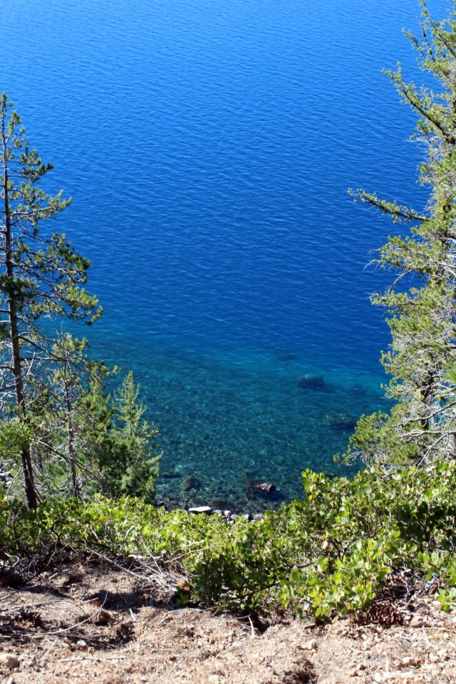 Crater Lake Water
