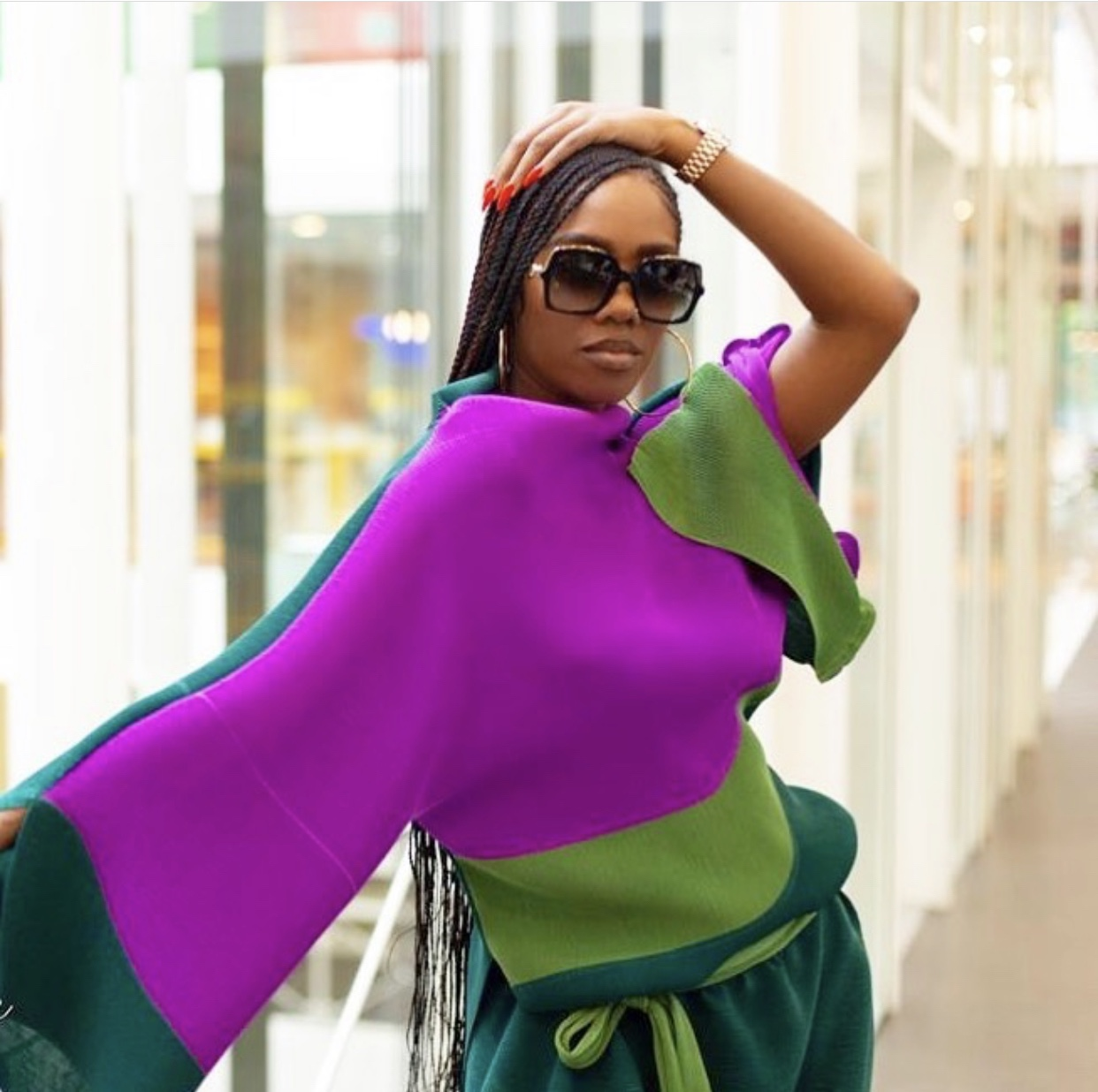 How Tiwa Savage Is Changing The Game In The Music and Fashion Industries