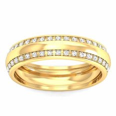 Fashionable Diamond Bands