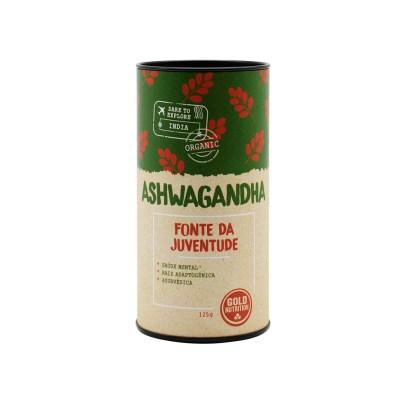 ashwagandha bio Super alimento
