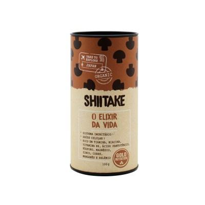 Shiitake Bio Super Alimento