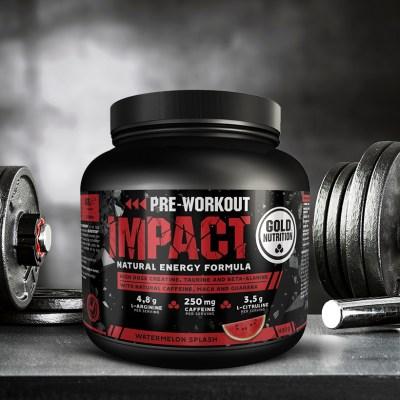 Pre Workout Impact GoldNutrition
