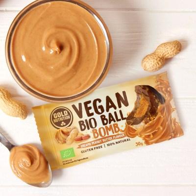 Vegan Bio Ball GoldNutrition
