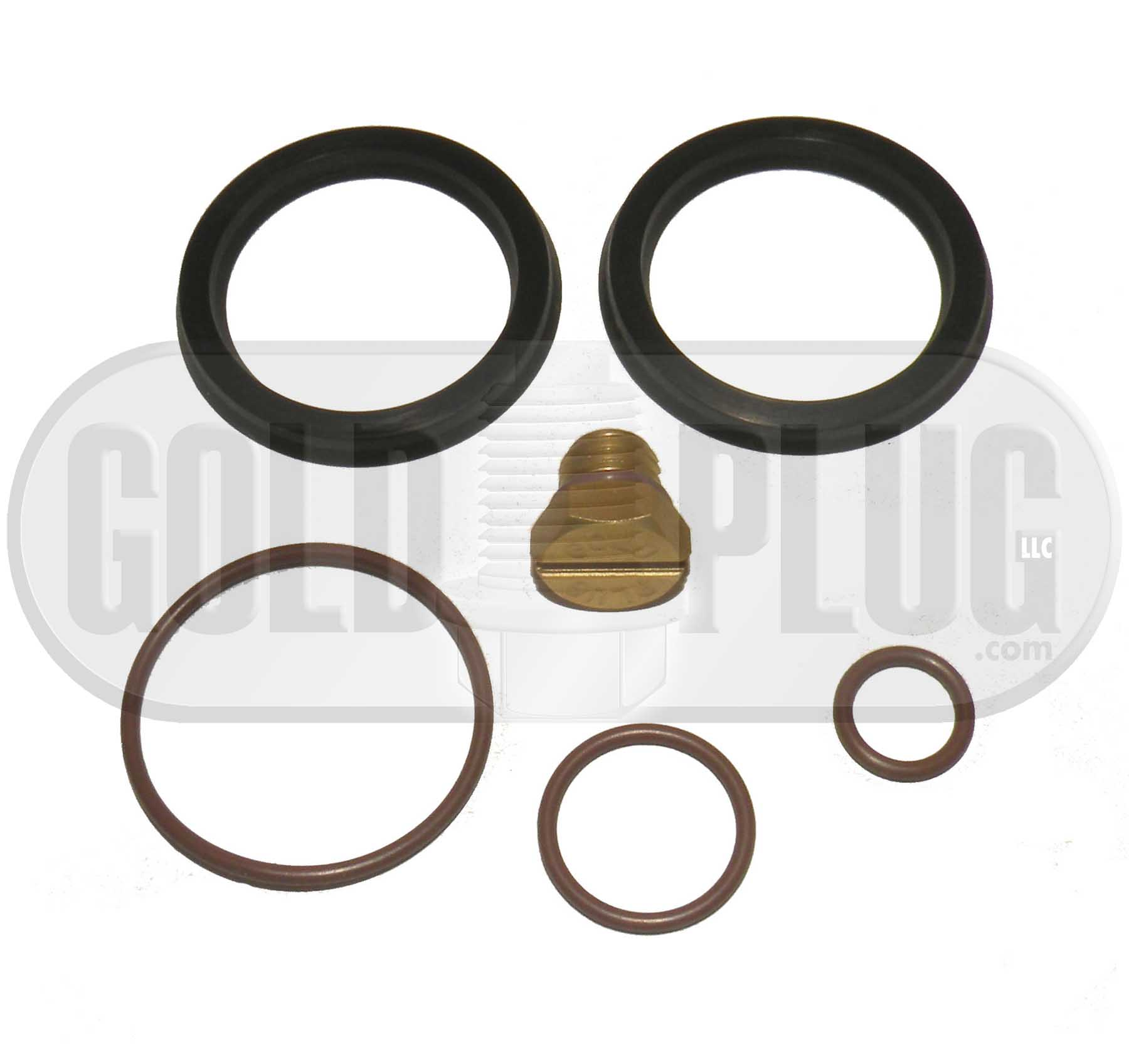 hight resolution of primer fuel filter seal rebuild kit and bleeder screw for 2001 2010 gm duramax fuel filter housing