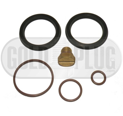 small resolution of primer fuel filter seal rebuild kit and bleeder screw for 2001 2010 gm duramax fuel filter housing