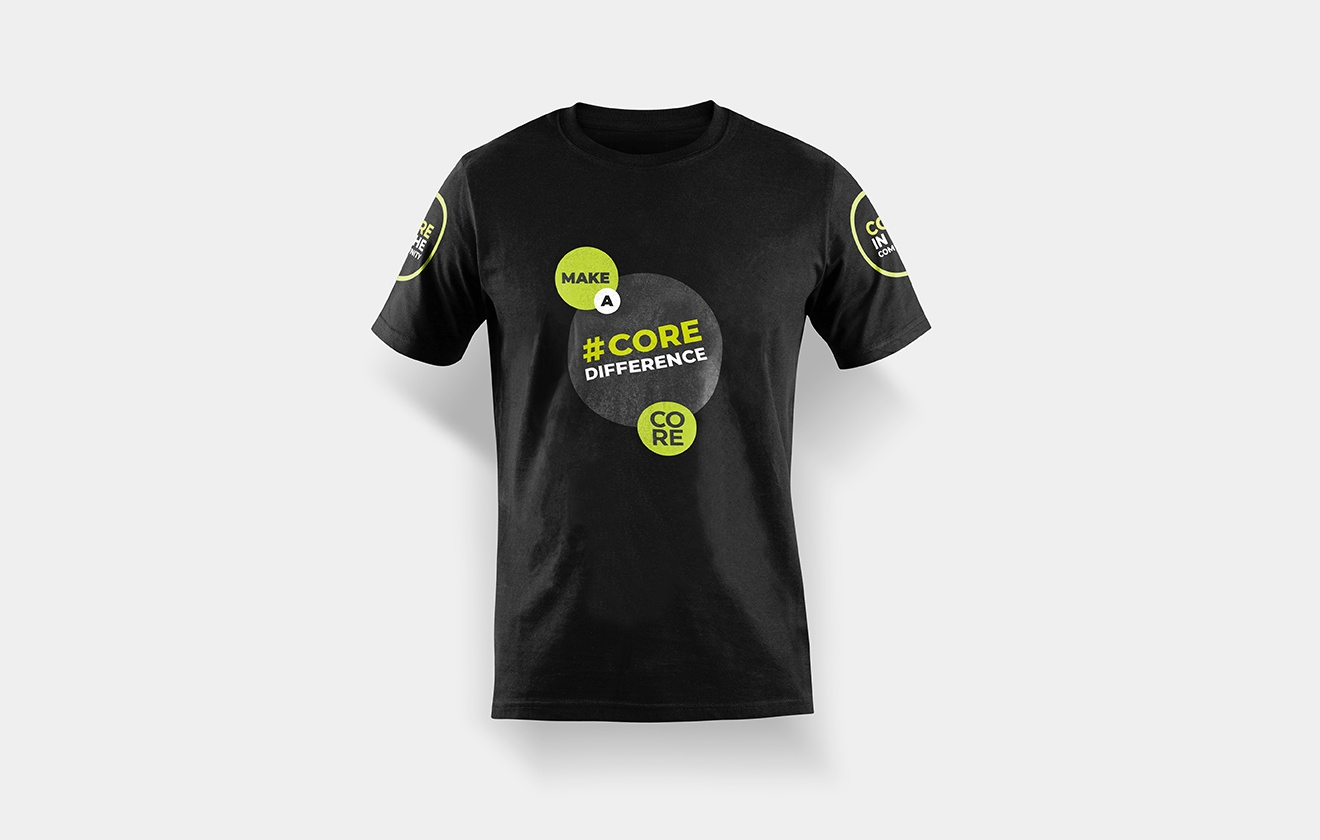 Branded T Shirt Design