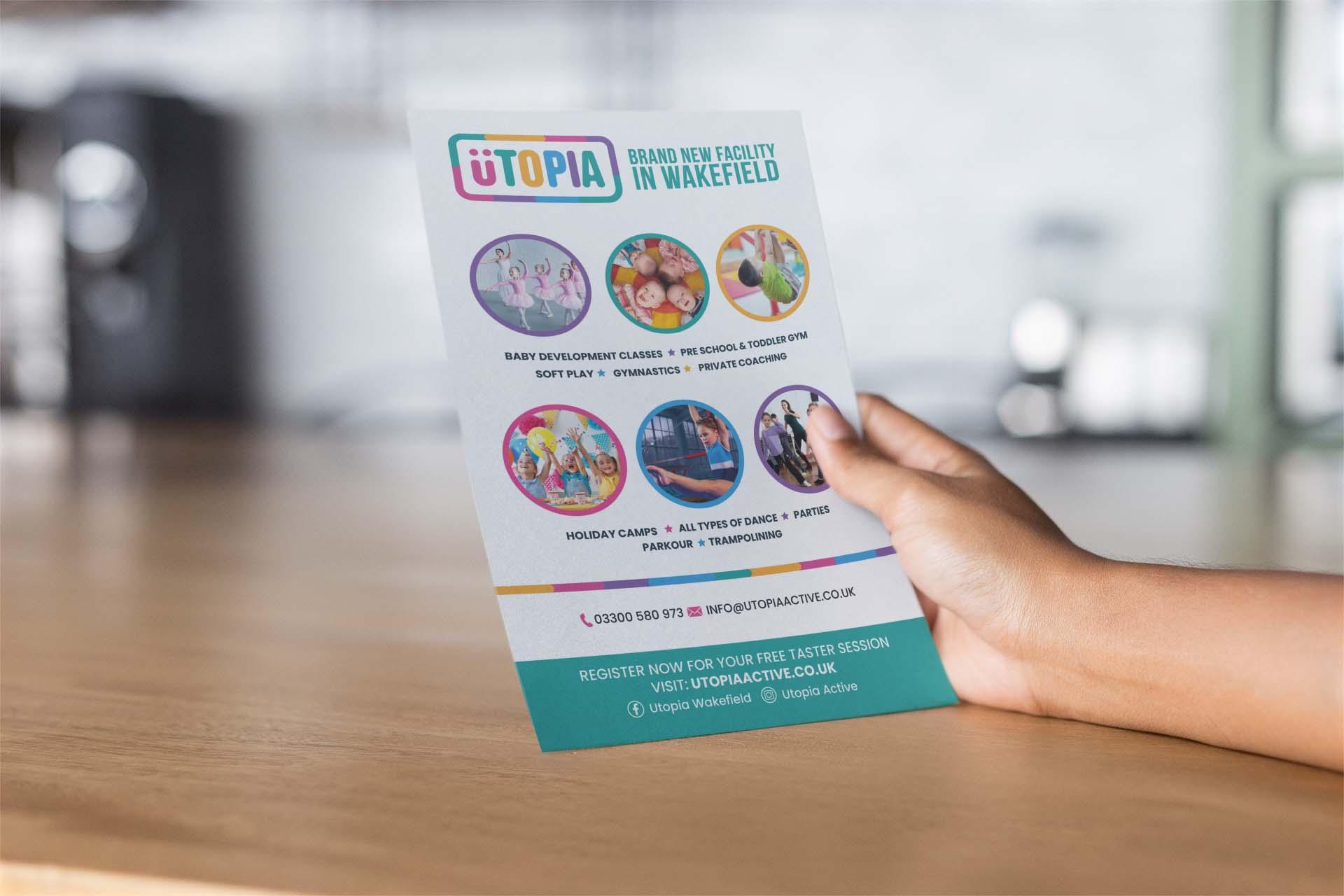 Branded Flyer Designs