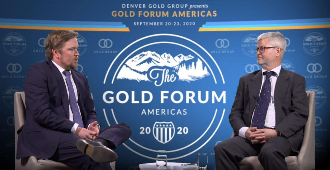 Denver Gold Forum – Interview with Canaccord Analyst