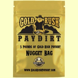 NUGGET BAG!  PLENTY O' NUGGETS – 5 POUNDS