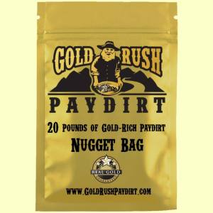NUGGET BAG!  PLENTY O' NUGGETS – 20 POUNDS