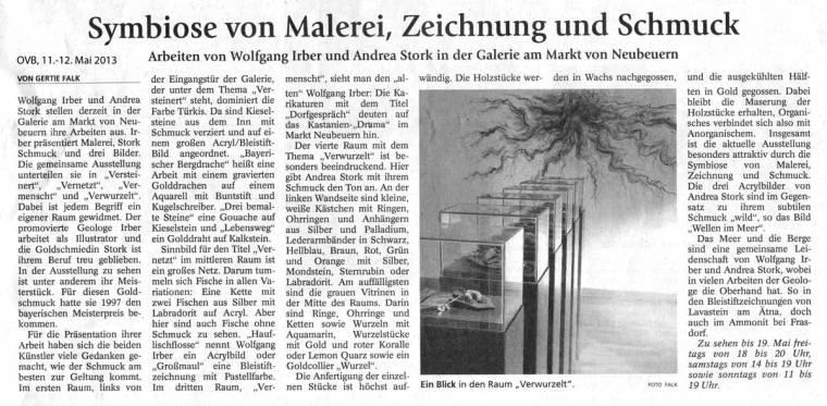 Zeitungsartikel-im-OVB-Ausstellung-Andrea-Stork-und-Wolfgang-Irber