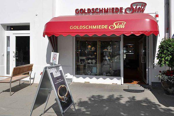 Goldschmiede Stoll  Ostseebad Binz auf der Insel Rgen