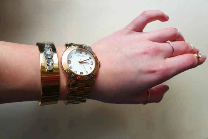 Jewel studded bracelet