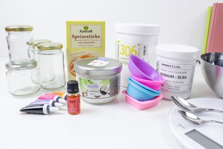 DIY Pflegeprodukte selbermachen Deocreme Shampoo-Bar Zahncreme Goldschool