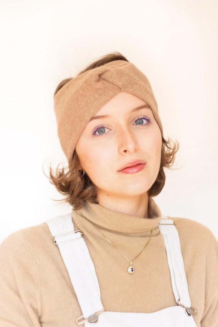 Upcycling-Winterprojekt – Aus Pullover wird Stirnband