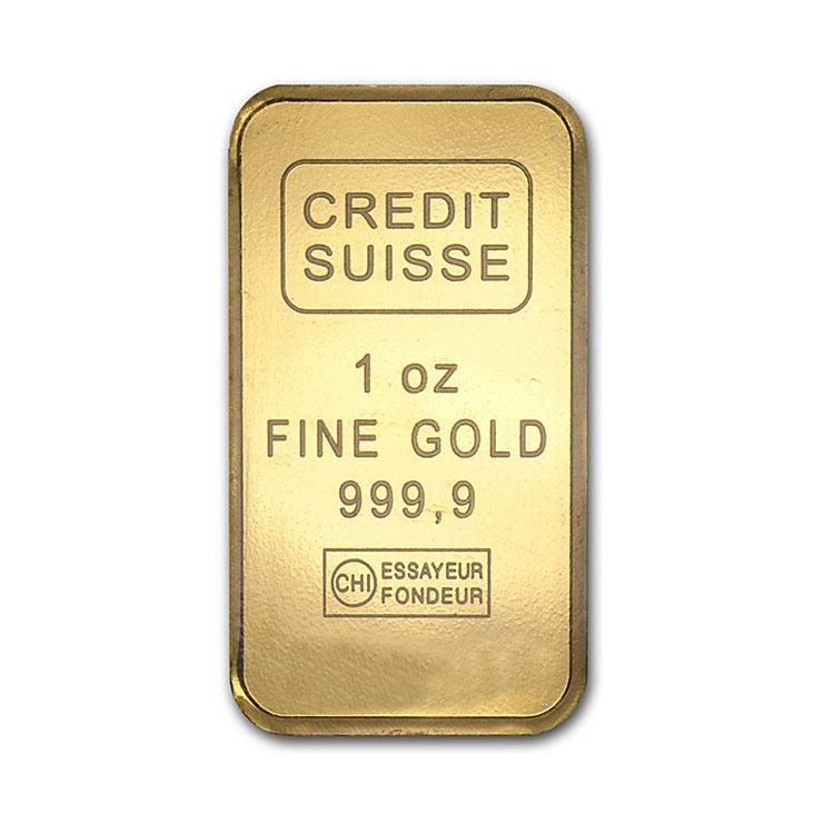 1 oz credit suisse