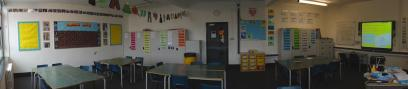 LCLs old classroom layout