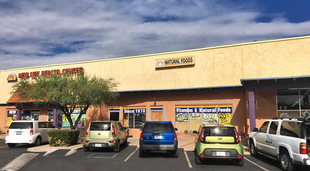 Pinecrest Mall