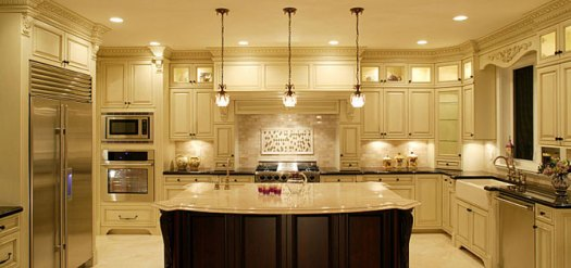 Let The Experts At Goldstar Home Improvement Create Your New Kitchen