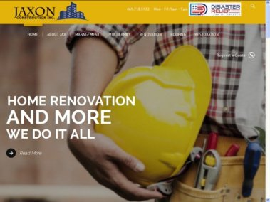 www.jaxonconstruction.com