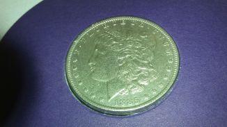 Morgan Silver Dollars Set1c