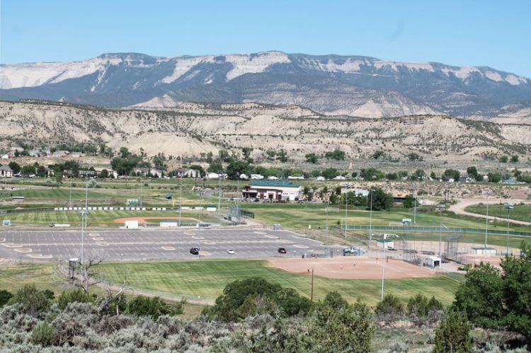 Rifle Baseball Fields