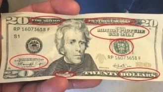 Money is Fake