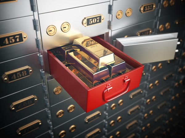 Gold Storage in banks