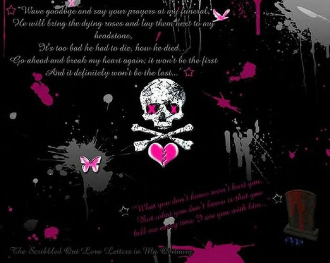29 Photos Of Girly Skull In Hdq