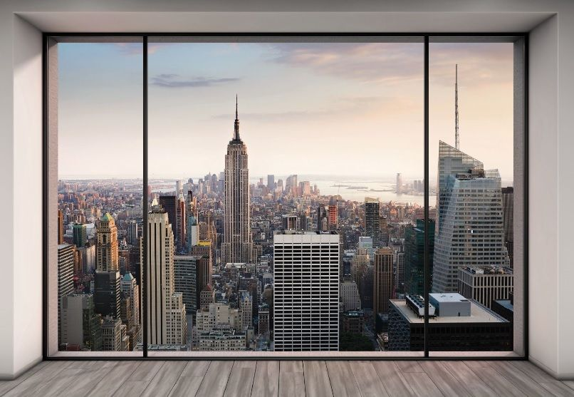 New York City Wallpaper For Bedroom Pierpointsprings Com