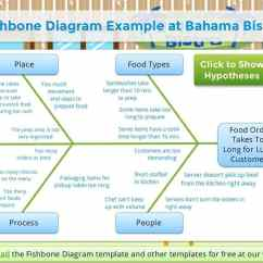 Lean Six Sigma Cause And Effect Diagram Template Labeled Foot 5 Whys Fishbone Training Certificate Goleansixsigma Com