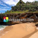 Pantai Banyutibo Panoramic Realist2