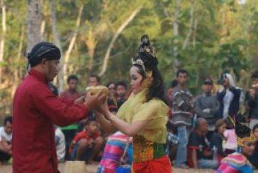 True Love Story Dewi Sekar Taji and Panji Asmoro Bangun in Babad Ki Godeg II