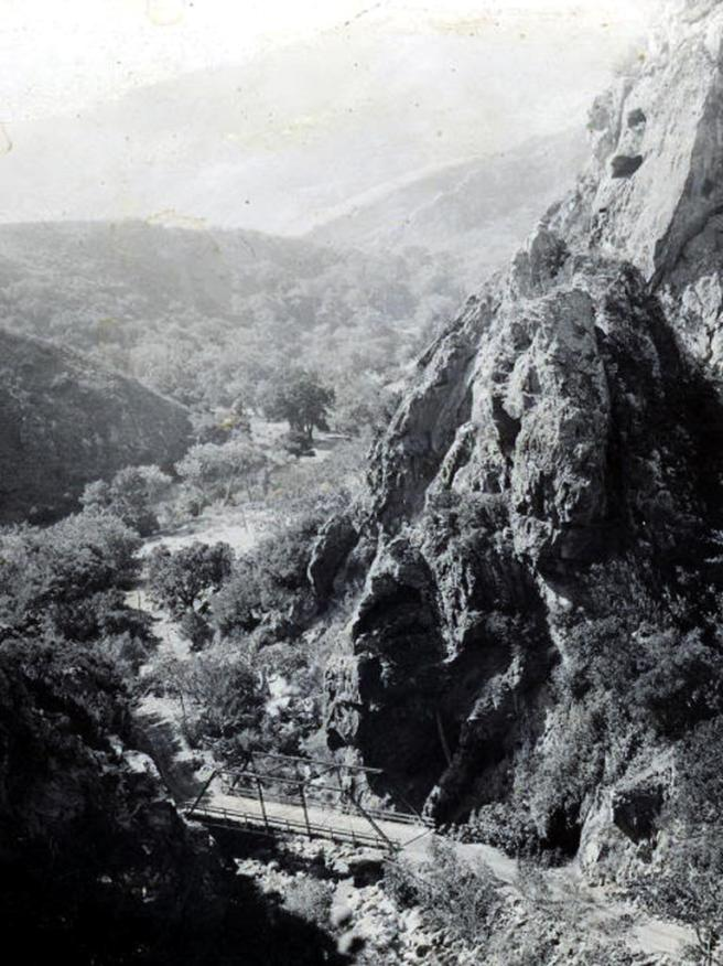 gaviota pass bridge