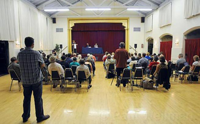 Goleta community meeting
