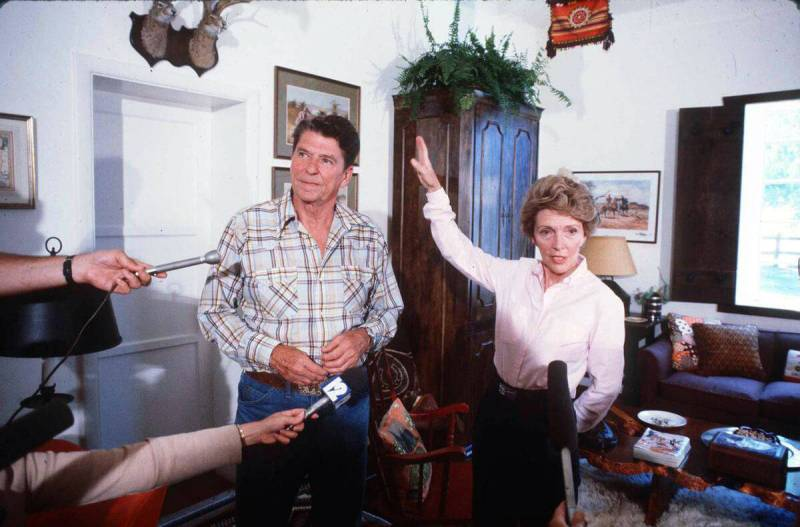 Reagan interview-getty