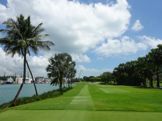 Sentosa Golf Club Serapong Course/セントーサGCセラポンコース