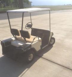 1989 ez go marathon golf cart for sale [ 1024 x 768 Pixel ]