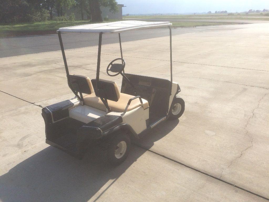 hight resolution of 1989 ez go marathon golf cart for sale