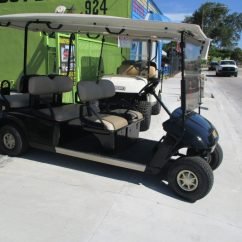 Ezgo Wiring Diagram Gas Golf Cart Gm Alternator Internal Regulator Great Runner 2013 Ez Go 48 Volt 6 Passenger For Sale
