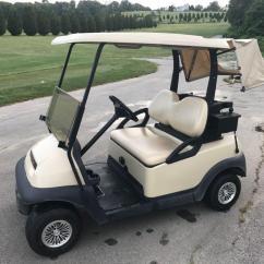 Ez Go Electric Golf Cart Troubleshooting Pioneer Deh P2000 Wiring Diagram 2 New Batteries 2010 Club Car Precedent